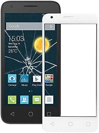 YANCAI Repuestos para Smartphone Lente de Cristal Exterior para Pantalla Delantera para Alcatel One Touch Pixi 3 4.5/4027 (Negro) Flex Cable (Color : Black): Amazon.es: Electrónica