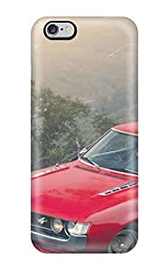 Iphone 6 Plus Cover Case - Eco-friendly Packaging(red Car Amazing Dekstop )