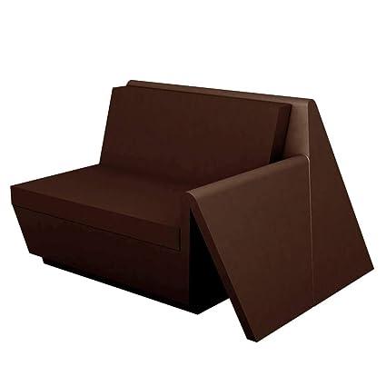 Amazon.com : Vondom Rest Sofa Left Module Bronze : Garden ...