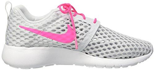 pekat Nike Girls\' Roshe One Flight Weight (Gs) Sneakers: Amazon.co.uk