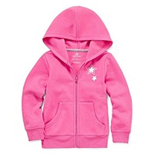 Okie Dokie Pink Fleece Jacket 3T