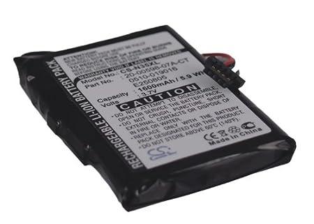Batería para Airis NC05, 3.7V, 1600mAh, Li-ion: Amazon.es ...