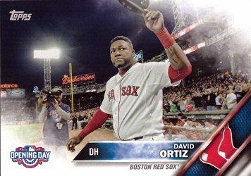 Topps Opening OD 138 David Baseball