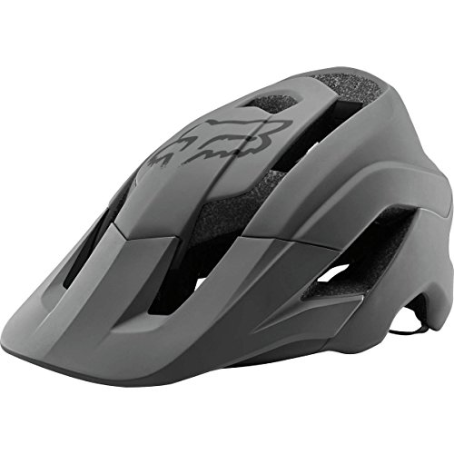 Fox Racing Metah Mountain Bike Helmet Grey, XL/XXL