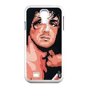 YUAHS(TM) DIY Cover Case for SamSung Galaxy S4 I9500 with Rocky Balboa YAS905071