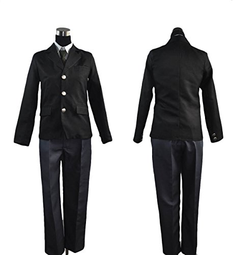 [Women's cos659Amagami SS+plus men's uniform (M)] (Men In Womens Costumes)