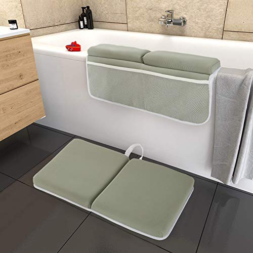 SZWORLDS Bath Kneeler and