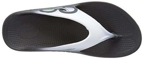 Noir Cloud Sandals Sport Ooriginal OOFOS 0O7TAT