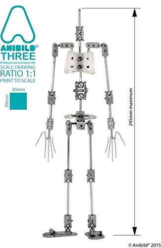 Anibild THREE Professional Armature by Anibild