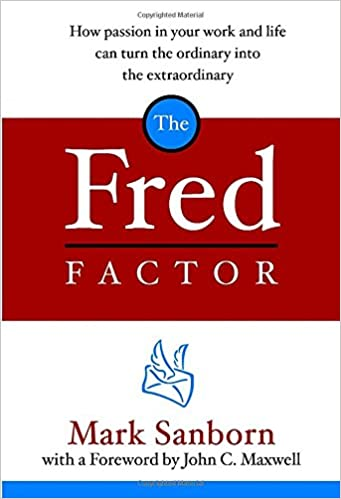 The Fred Factor Book Cover