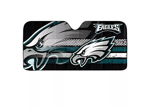 - Infinity Stock NFL Auto Sun Shade Universal Size Fit 58