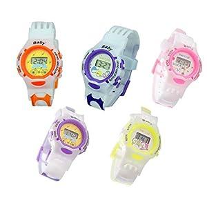 Clickedia Girls White Neon Toy...