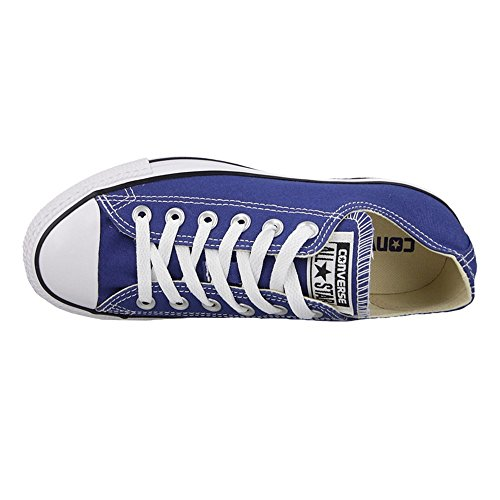 Blu Adulte Star Chuck Basses Baskets Taylor Converse Mixte All CH6SqnxT