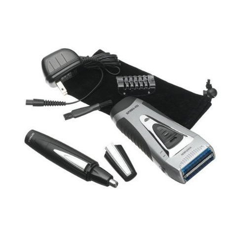 Optimus 50052 Combo Pack Shaver and Personal Groomer Wet/ Dry Series Plus