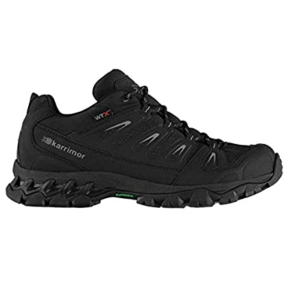 Karrimor Mens Cougar WTX Walking Shoes Waterproof Lace Up