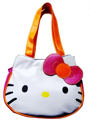 Hello Kitty Hand Tote Purse Bag