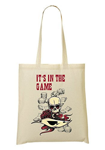 Cards Sac Game Skull It's The Money Fourre tout provisions à Sac In IwYRxg