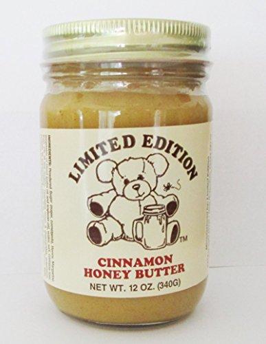 - Limited Edition Cinnamon Honey Butter - 12 Ounce