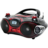 Craig Electronics CD Boombox with USB/SD/MP3