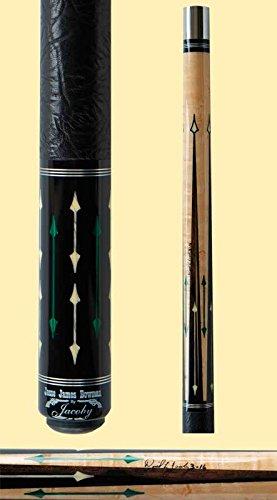 - Jacoby Jesse James Bowman JJ08-04 Custom Guns Pool Cue Stick