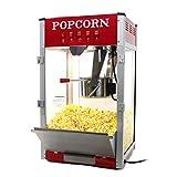 Paramount 16oz Popcorn Maker Machine - New 16 oz Hot Oil Commercial Popper [Color: Red]
