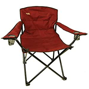 Amazon Com Extra Wide Deep Upright Folding Camp Chair