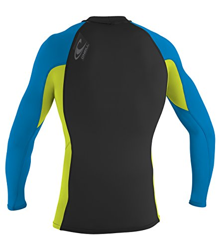 O'Neill Wetsuits Men's Premium Skins Upf 50+ Long Sleeve Rash Guard
