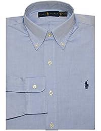 Polo Ralph Lauren Men's Standard-Fit Pony Logo Dress Shirt