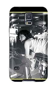 Cute Tpu Marie K Floyd Alien Case Cover For Galaxy S5 wangjiang maoyi