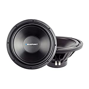 Blaupunkt 8-Inch Single Voice Coil Subwoofer with 400W Power