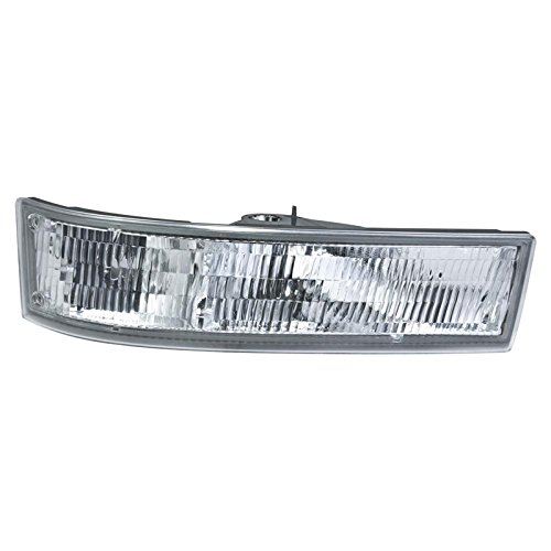 Gmc Safari Corner Light (CarPartsDepot 95-05 CHEVY ASTRO/GMC SAFARI RIGHT CORNER PARKING SIGNAL LIGHT LAMP SEALED BEAM)