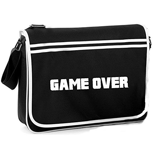 Game Retro Over Retro Game Shoulder Game Bag Over Over Bag Shoulder Rgwg4S