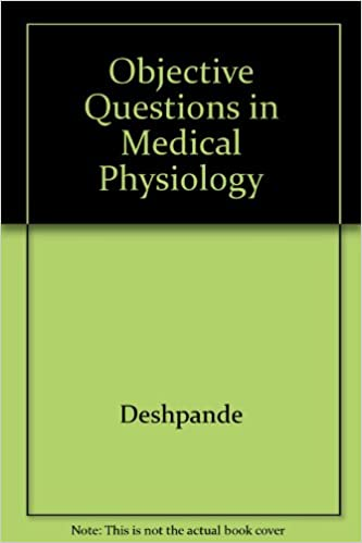 Book Objective Questions in Medical Physiology