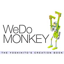 WeDo MONKEY: THE YOSHIHITO'S CREATION BOOK