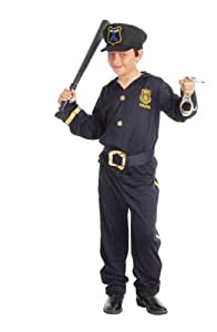 Disfraz Infantil 7-9 años POLICIA