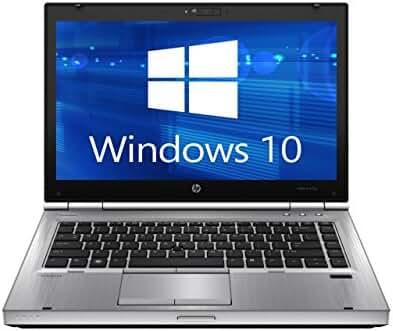 HP Elitebook 8470p Laptop WEBCAM - Core i5 2.6ghz - 8GB DDR3 - 500GB HDD - DVDRW - Windows 10 64bit - (Certified Refurbished)