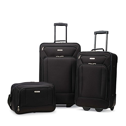 - American Tourister 3-Piece Set, Black