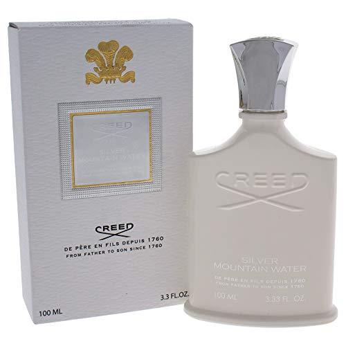 Creed Silver Mountain Water Eau De Parfum Spray, 3.3 Ounce