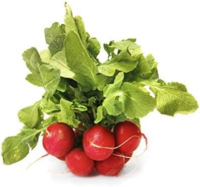 Root Radish Red Organic, 1 Bunch