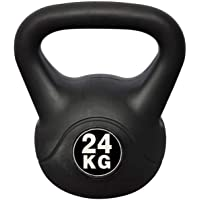 Kettle Bell 24KG Training Weight Fitness Home Gym Exercise Kettlebell Dumbbell
