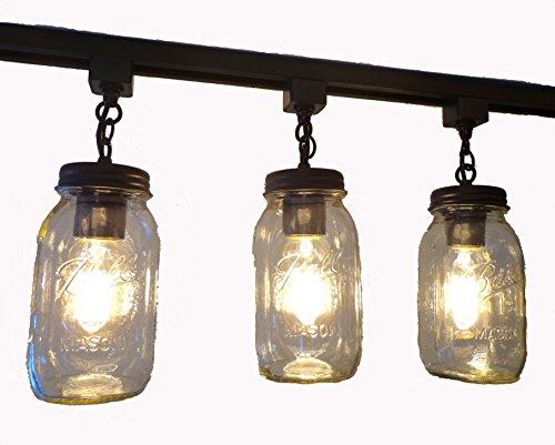 Glass Pendant Track Lighting - 5