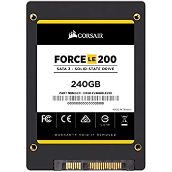 Corsair Force LE200 240GB SATA 3 6GB/S SSD
