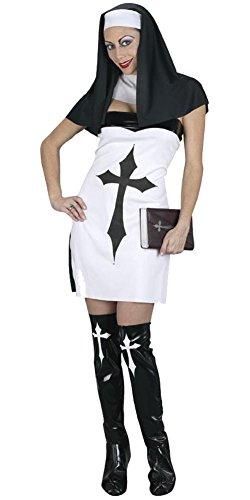 Sassy Nun Costume - 2