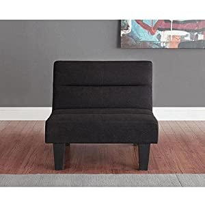 Multi Position Couch Chair Three Ways Coffee Table Or Leg Extension Futon And