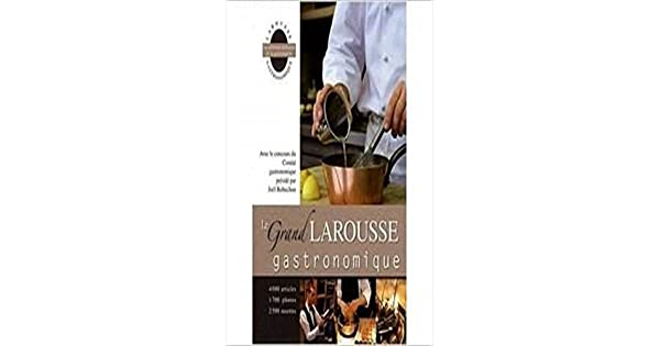 Larousse Gastronomique Ebook