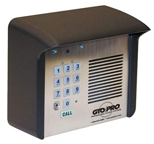 GTO Wireless Intercom/Keypad - F3100MBC ()