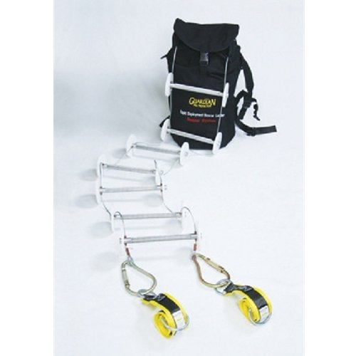 Guardian Fall Protection 15023 Rapid Deployment Rescue Ladder Kit