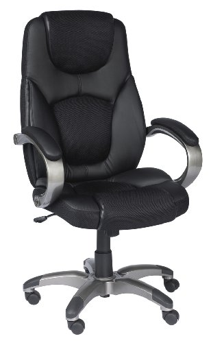 Amazon.com: Z-Line Executive Chair with Mesh Fabric