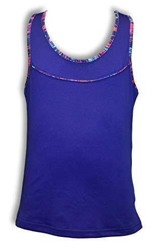 Price comparison product image Prince Girls Racer Back Athletic Tennis Tank Top