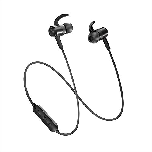 Bluetooth-Headphones-TaoTronics-Wireless-Earbuds-Sweatproof-Sport-Earphones-Lightweight-and-Fast-PairingComfortable-Elastic-Silicon-Covering-CVC-60-Noise-Cancelling-Mic-8-Hours-Battery